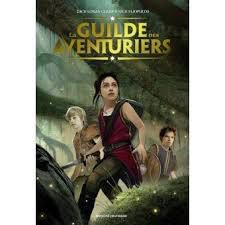 La guilde des aventuriers, Zack Loran Clark, Nick Eliopulos, Bayard, 2020