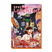 Space Battle Lunchtime T1 - Editions Kinaye