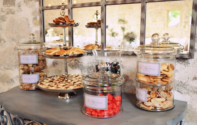 OKZ Concept store mariage : location Candy Bar
