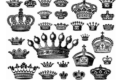 The Queen's Crowns by Véronique