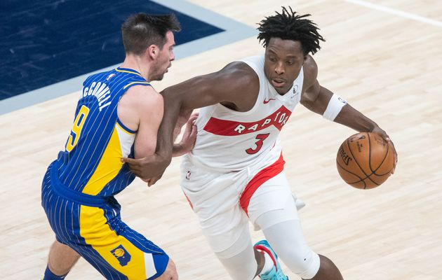OG Anunoby mène les Raptors à Indianapolis avec 30 points, 8 rebonds et 5 interceptions