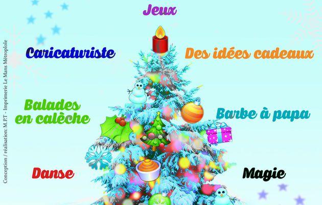 Marché de Noël : ne ratez pas la 8ème édition à la MPT Jean Moulin