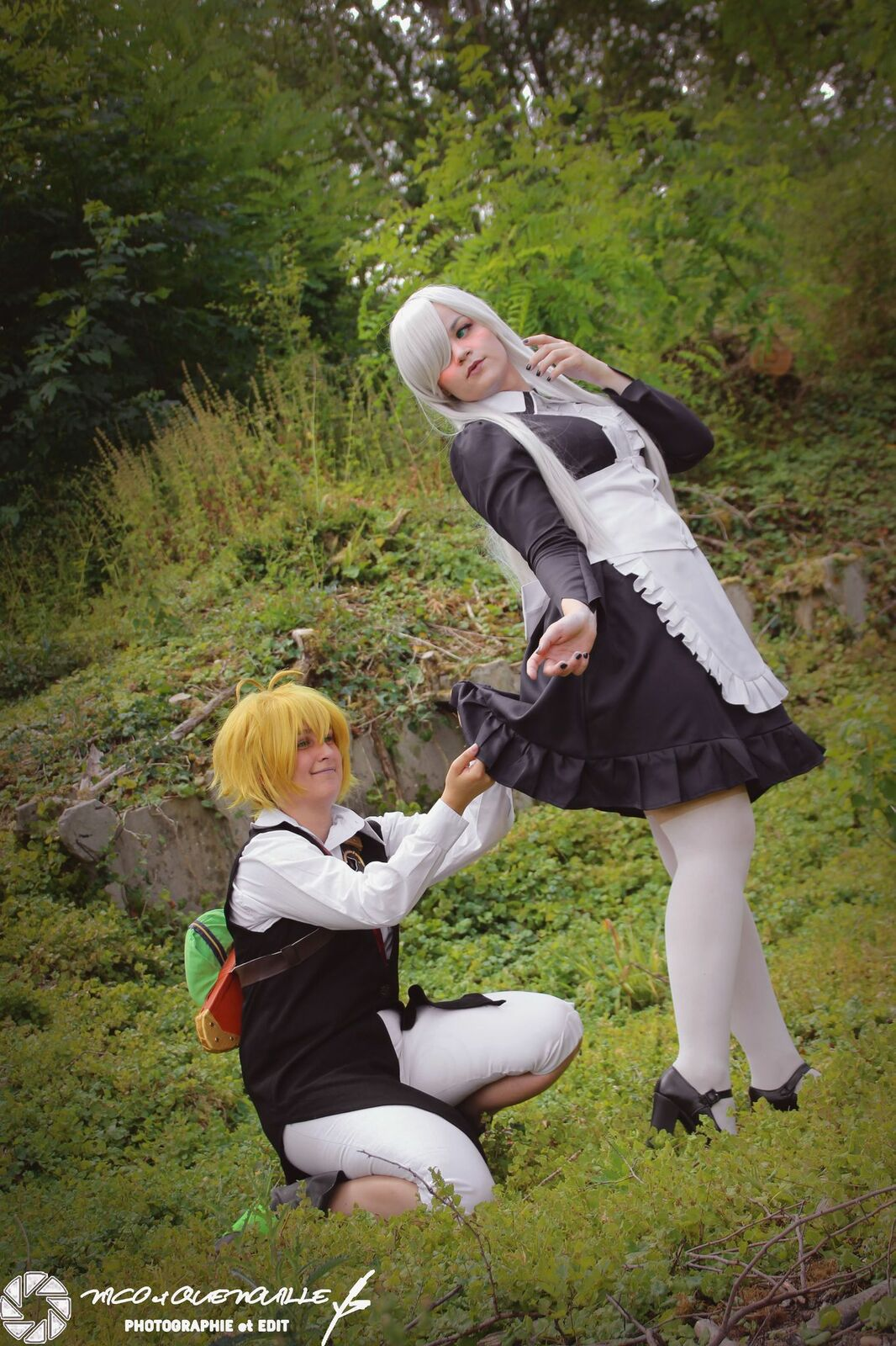 Parle-moi Cosplay #462 : Quenouille Cosplay