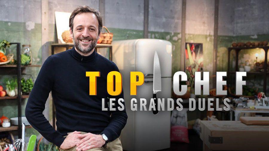 """Noémie Honyat et Merouan Bounekraf s'affrontent dans """"Top Chef : Les grands duels"""" ce soir sur M6"""