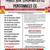 Action des cheminots de Lyon le 22 janvier !