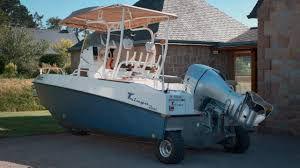 Tringa boat : le bateau qui roule et qui flotte...