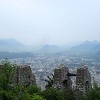 Le mont Rachais (Chartreuse)
