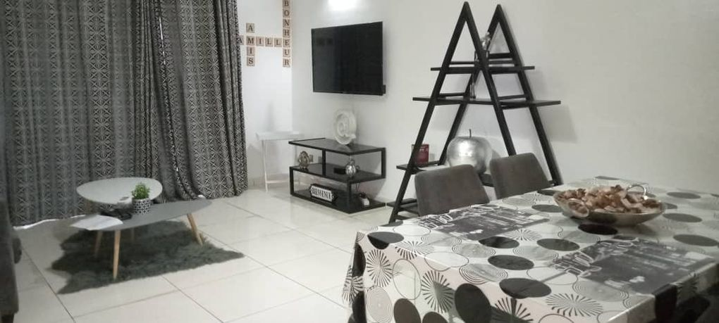 LOCATION RESIDENCE  APPARTEMENT MEUBLÉ  COCODY