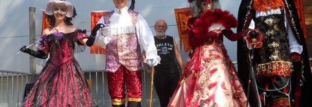 Carnaval Venitien de Moyeuvre-Petite 7 & 8 mai 2011