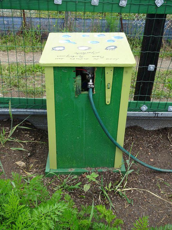 Protection des compteurs d'eau et robinets, quelques idées