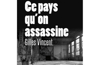 Ce pays qu'on assassine de Gilles Vincent.