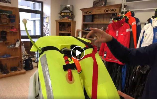 Spinlock Vito - le gilet de sauvetage de la Volvo Ocean Race desormais accessible aux plaisanciers
