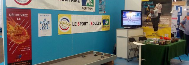 Salon Vivons 100% Sport à Bordeaux