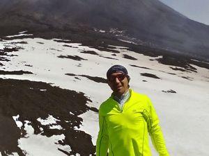 Oltre la Passione. Il racconto di una personale sfida etnea di Vincenzo Ferro. Come allenarsi in montagna in tutta sicurezza