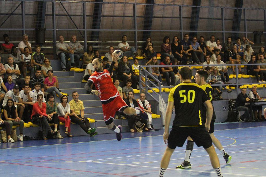 Vénissieux Handball a affirmé sa suprématie actuelle sur Villeurbanne Handball