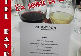 Soirée Hôtel Bayren Gandia