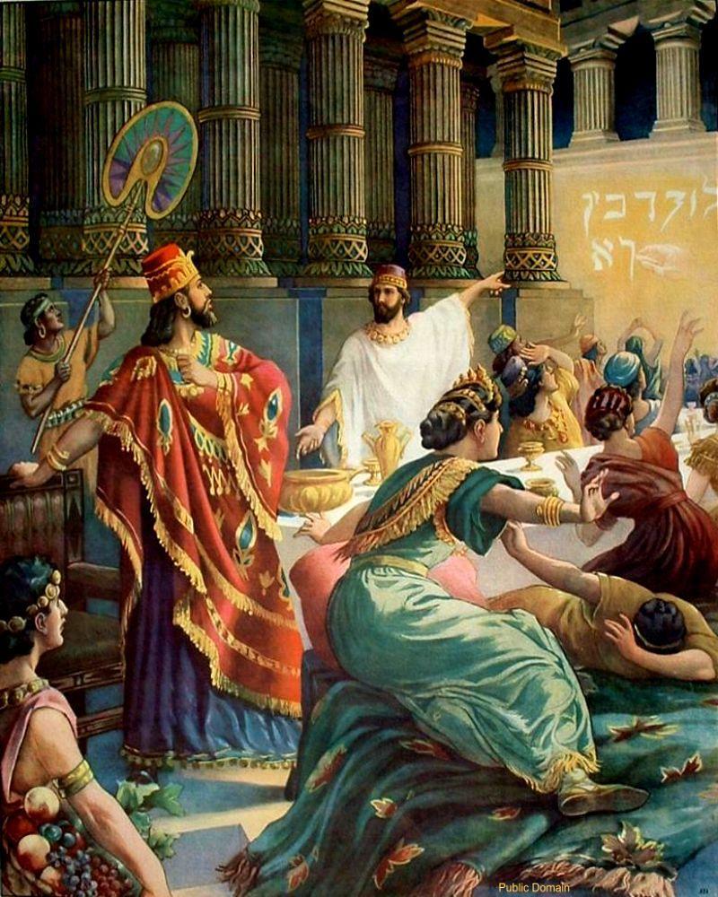Daniel : le dernier festin (chapitre 5)