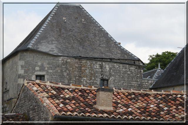 Diaporama château de Gourville