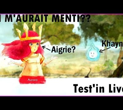 Test'in Live Child of Light