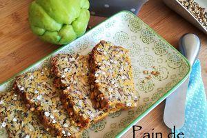 Pains de Légumes Multigraines (butternut & chayote)