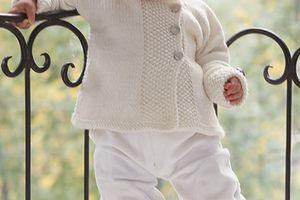 Gilet bébé Miss Mossy
