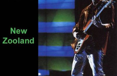 U2 -ZOO TV Tour -01/12/1993 -Christchurch -Nouvelle-Zélande -Lancaster Park