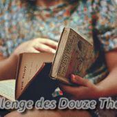 Le Challenge des Douze Thèmes 2018