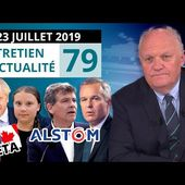EA79: Boris Johnson - Greta/CETA - A.Montebourg - F. DE RUGY - Retraites - Free video search site - Findclip.Net