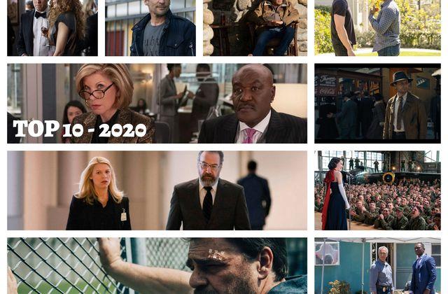 LE TOP 10 DES SÉRIES - édition 2020