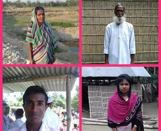 Narshingbari Family Is Saddam Hussain, Taij uddin, Full Khatun And Tajiran Nessa
