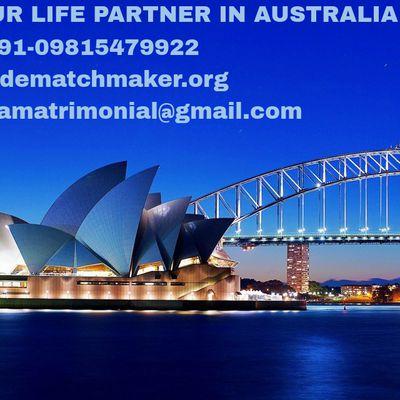 AUSTRALIA MATCHMAKING HELPLINE 91-09815479922 WWMM