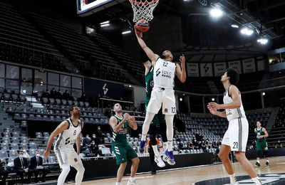 Panathinaikos / Lyon-Villeurbanne (Euroleague) en direct mercredi sur RMC Sport !