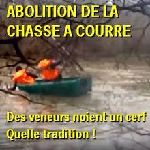 Chasse à courre : une opinion parmi les 84% de français qui sont pour l'abolition