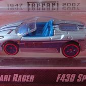 FERRARI 430 SPIDER HOT WHEELS 1/64 - car-collector.net