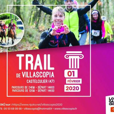 TRAIL DE VILLASCOPIA 2020