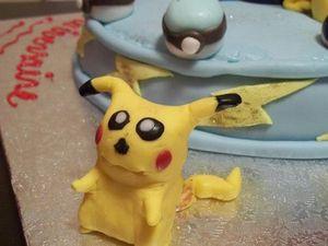 Gateau Pokemon