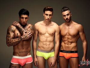 Narciso Underwear : 2018 Collection more ...