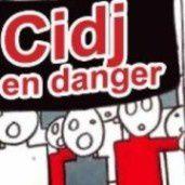 Information jeunesse : rassemblement de soutien aux personnels et aux activités du CIDJ