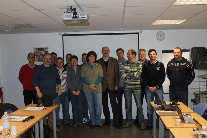 Les membres du Conseil National CFE-CGC NORAUTO et MIDAS se sont réunis les 07 et 08/11/2011 à Lesquin. Parmi les nombreux sujets traités : Mutuelle, prévoyance, salaires, durée du travail, pénibilité, risques psychosociaux, etc...