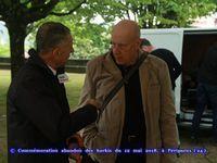 Commémoration abandon des harkis, du 12 mai 2018 à Périgueux (24) Presse, Photos, Vidéo