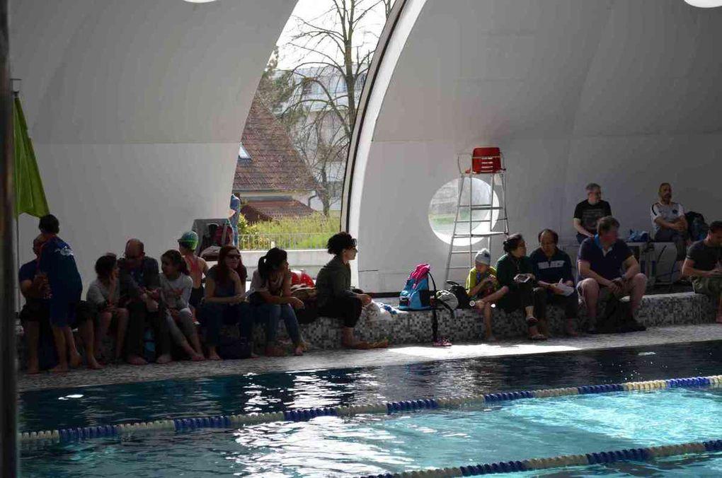 Natathlon Avenirs 08 avril à Lingolsheim