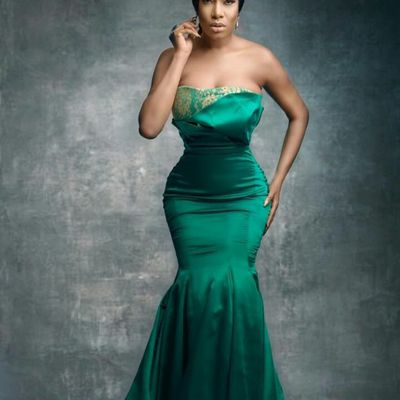 CURVy SHAPES || Chika Ike shows off her incredible figure 8
