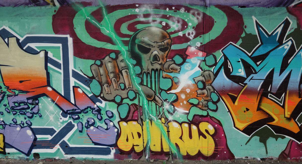 Album - Graffitis Dept 60 Tom 009