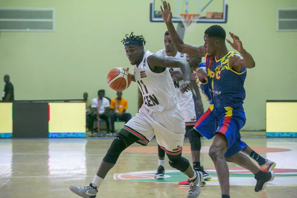 AfroCan 2019 : la RDC domine le Kenya pour son premier match