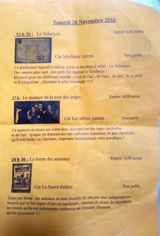 """Mosaïques a vu : """" RENCONTRE """" 7ème édition"""