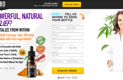 CBD Turmeric Canada Review | Formula, Ingredients and Side Effects, Price | CBD Oil Safe?