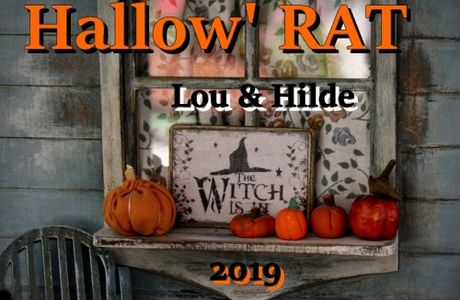 Hallow' RAT : Halloween is coming !