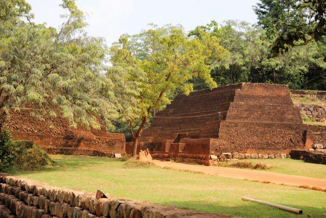 Sigiriya Rocher du lion - Sri Lanka