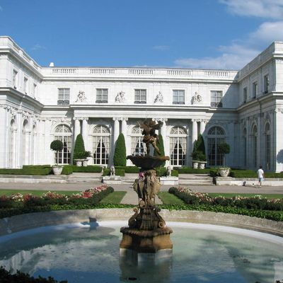 Great Mansions in Newport (Rhode Island, USA)