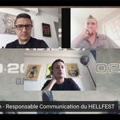 Interview Exclusive d'Eric Perrin du HELLFEST suite à l'annulation du Festival - Loud TV - Webzine Metal Video